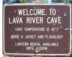 lava river graphic 5 Fabulously Odd Oregon Roadside Attractions
