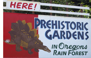 prehistoric garden s 5 Fabulously Odd Oregon Roadside Attractions
