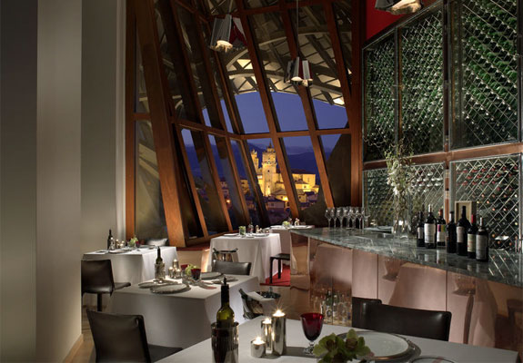 A Review Of The Gehry Designed Hotel Marques De Riscal In Spain