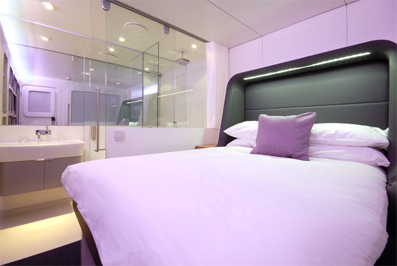 yotel airport hotel pr1 Yo, Cool and Cozy In Airport Hotel