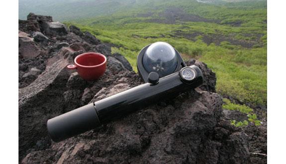 Cool Camping Gear: Handpresso