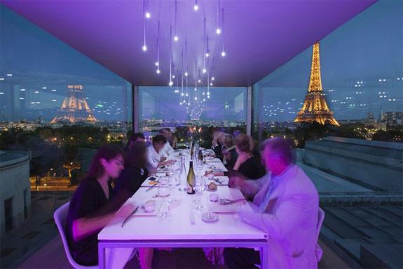 art home restaurant 2 The Restaurant (and Cooking School) Above Paris