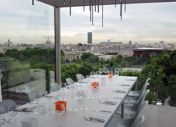 art home restaurant 5 The Restaurant (and Cooking School) Above Paris