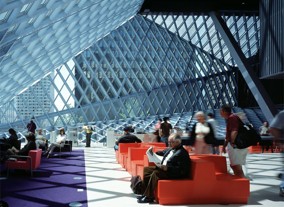 seattle library 1 8 Amazing Libraries (and One Thats Horrible)