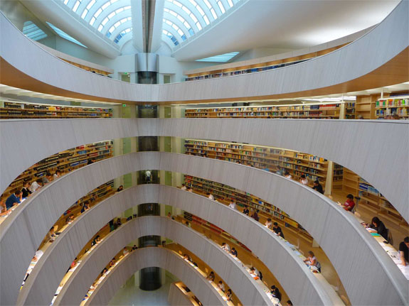 zurich library 1 8 Amazing Libraries (and One Thats Horrible)