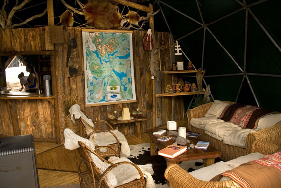 ecocamp 3 5 Wonderfully Earthy Glamping Sites