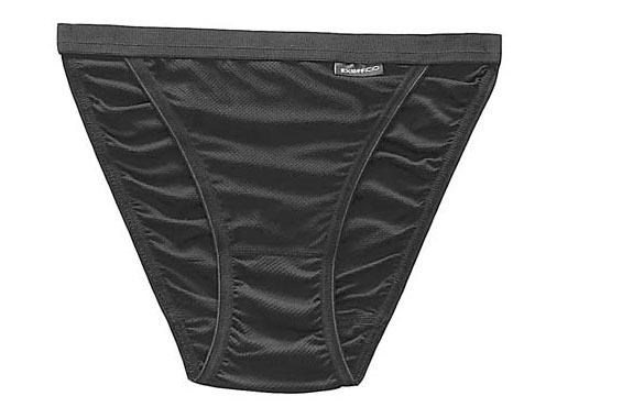 exofficio womens brief 1 Week. 1 Pair of Underwear.