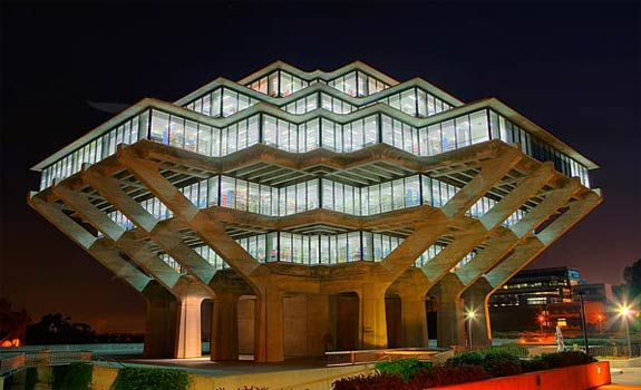 geisel library 3 8 Amazing Libraries (and One Thats Horrible)
