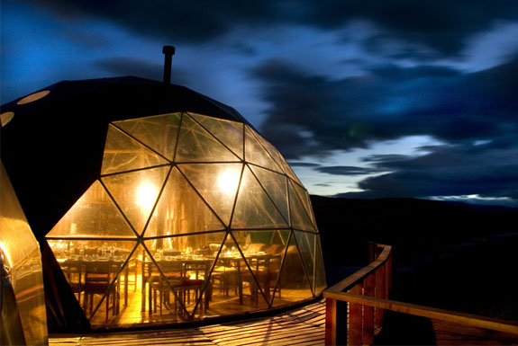 5 Wonderfully Earthy Glamping Sites