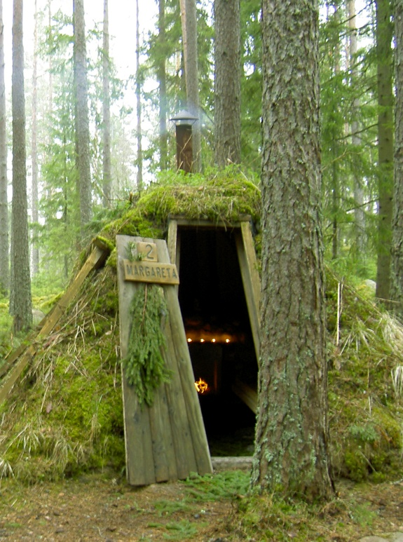 kolarbyn huts glamping 5 Wonderfully Earthy Glamping Sites
