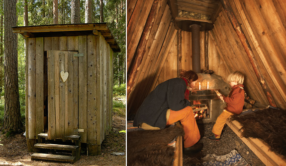kolarbyn unusual hotel 2 5 Wonderfully Earthy Glamping Sites