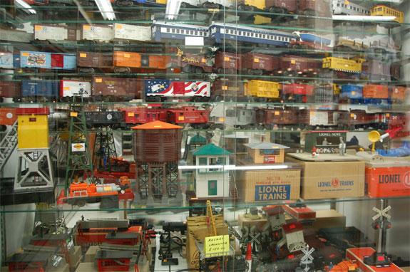 charles ro train store 2 The Worlds Best Toy Stores