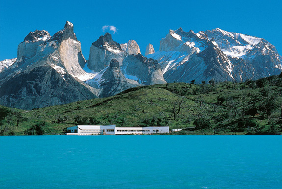 The Best View From a <br />Hotel Room in Patagonia