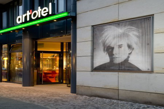 artotel berlin 1 5 Cool Artsy Berlin Hotels