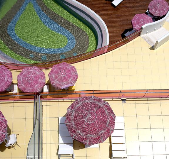 semiramis athens 5 The Semiramis Boutique Hotel: Art Deco in Athens