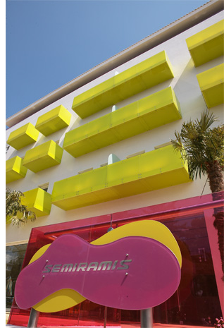 semiramis s The Semiramis Boutique Hotel: Art Deco in Athens