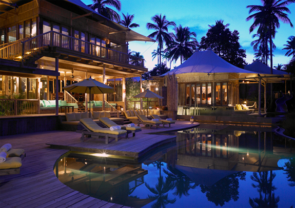 soneva kiri six senses 1 Luxury, Romance, Nature—and Pod Dinning