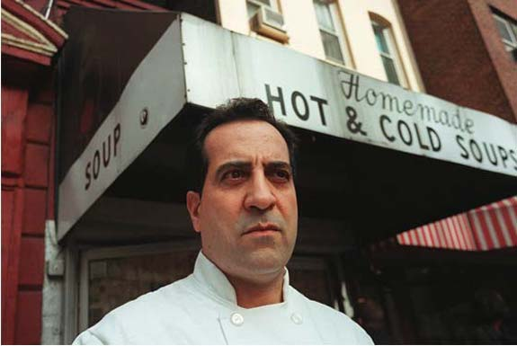 The Return of the Soup Nazi