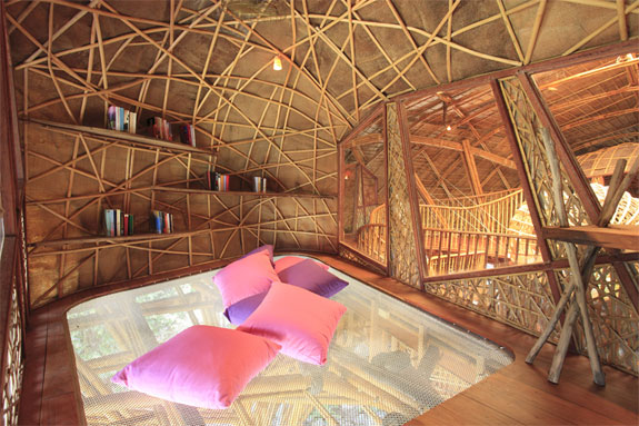 thailand eco center 1 Luxury, Romance, Nature—and Pod Dinning