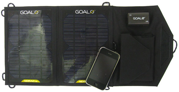 goal0 solar travel charger Cool Outdoor Gear Youll See In Stores Soon