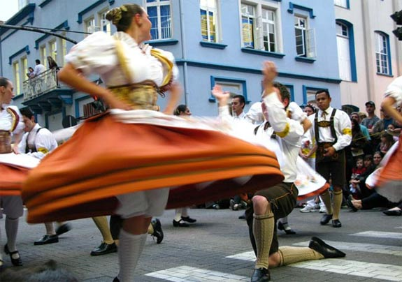 blumenau brazil 5 The Best Oktoberfest Celebrations <br>(Outside of Europe)
