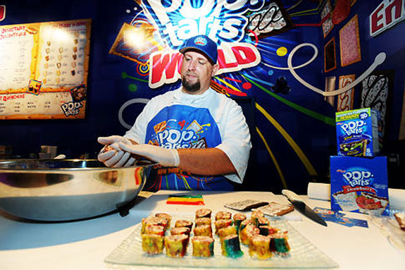 pop tarts world 2 Pop Tarts Store Pops Up in NYC