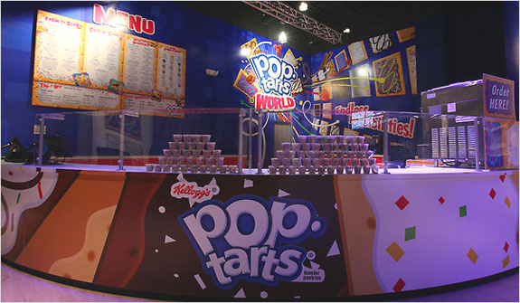 pop tarts world 3 Pop Tarts Store Pops Up in NYC