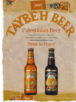 taybeh beer s The Best Oktoberfest Celebrations <br>(Outside of Europe)