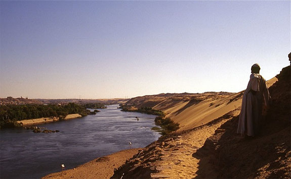 aswan egypt 2 The Driest Place on the Planet