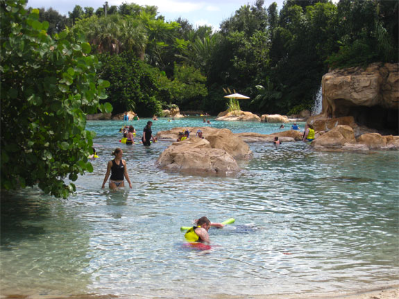 discovery cove orlando 1 Discovery Cove: Orlandos Un Theme Park