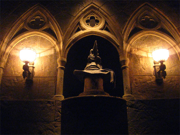 harry potter orlando 2 The Magical Way into <br>Harry Potters Wizarding World