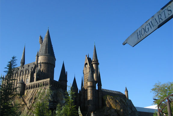 The Magical Way into Harry Potter's Wizarding World