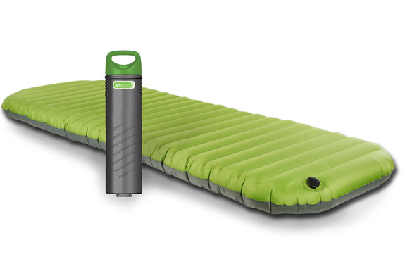 The Aerobed Pakmat Inflatable Mattress