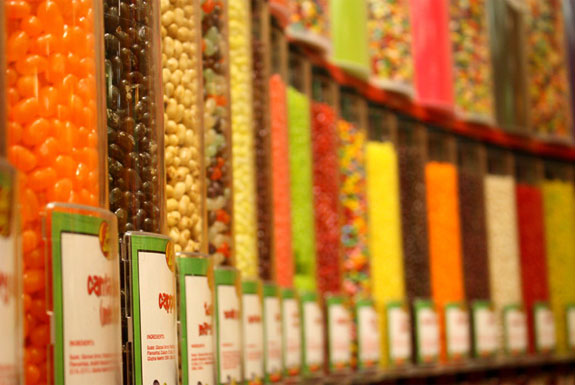 The World's Best Candy Stores