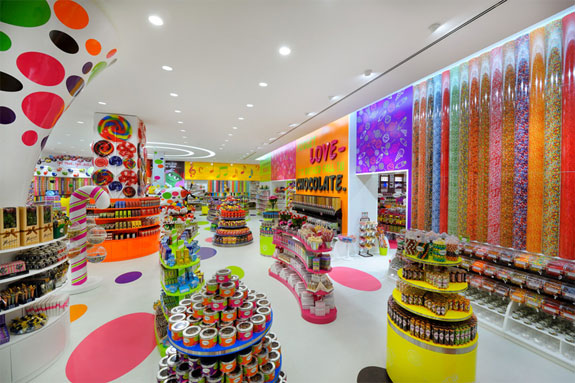 best dubai shopping 10 The Worlds Best Candy Stores