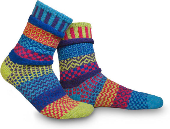 best socks mismatched The Best Socks for Travel <br>(and the time between trips)