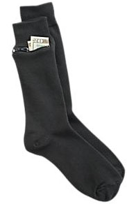 security pocket socks The Best Socks for Travel <br>(and the time between trips)