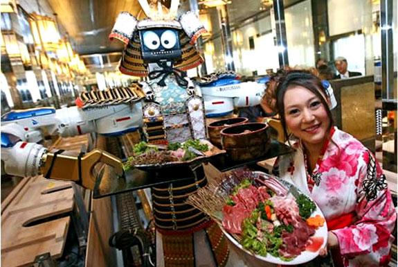 Bangkok's Robot Restaurant