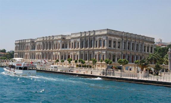 ciragan palace kempinski Experience Istanbul Like an Ottoman