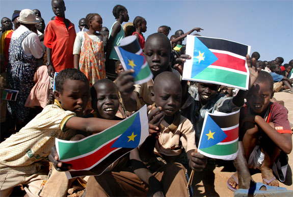 south sudan independence South Sudan: The Worlds Newest Country