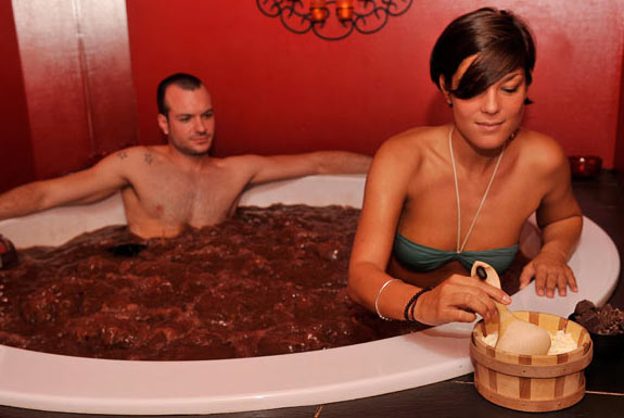 Bathe In Chocolate