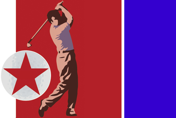 Come for the Golf. Stay for North Korea.