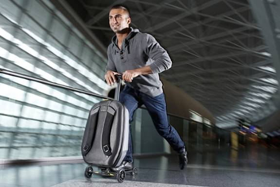 Luggage That Moves You