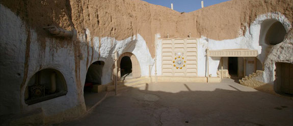 sidi driss skywalker home The Hotel That Was Once Luke Skywalkers Home