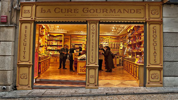 la cure gourmande 12 Divine Chocolate Shops