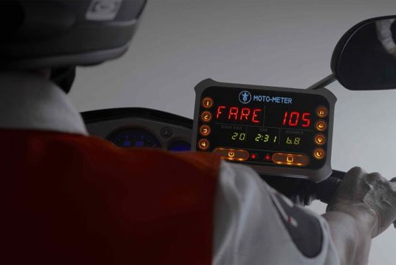 Meters Come To Thailand's Motorcycle Taxis