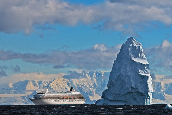 Crystal Cruises Offer Standby Fares