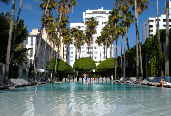miami pool review del The Best Miami <br>Hotel Swimming Pools