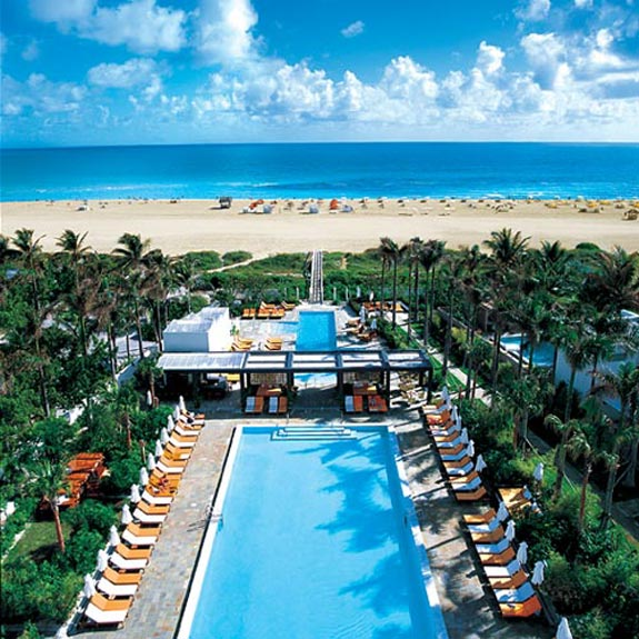 miami shore club pool The Best Miami <br>Hotel Swimming Pools