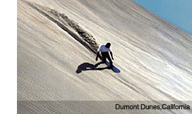 travel california dunes r1 Go Skiing (But Not On Snow)
